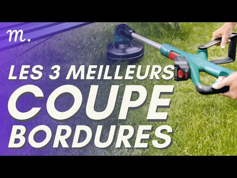 🥇TOP 3 COUPE-BORDURES (2021)