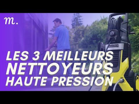 🥇TOP 3 NETTOYEURS HAUTE PRESSION (2021)