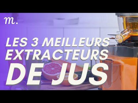 🥇TOP 3 EXTRACTEUR DE JUS (2021)