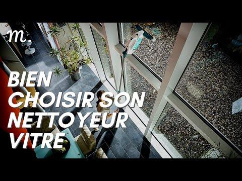 NETTOYEUR VITRE : Bien Choisir en 2021 🏙️ (Guide d'Achat Lave Vitre en 60s.) | Maisonae