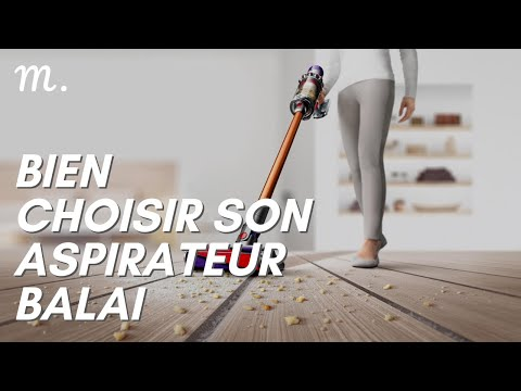 ASPIRATEUR BALAI : Bien Choisir en 2021 ✨ (Guide d'Achat Aspirateur Balai en 60s.) | Maisonae