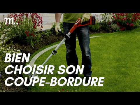 COUPE-BORDURE : Bien Choisir en 2021 ✂ (Guide d'Achat Rotofil en 60s.) | Maisonae