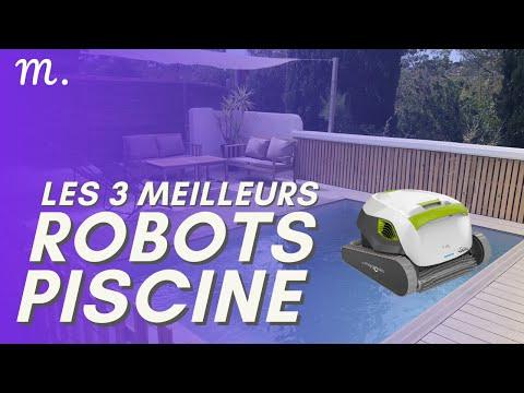 🥇TOP 3 ROBOTS PISCINE (2021)