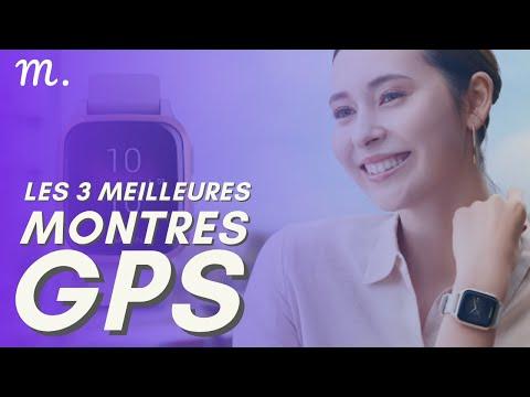🥇TOP 3 MONTRES GPS (2021)