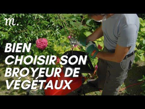 BROYEUR DE VÉGÉTAUX : Bien Choisir en 2021 🍂 (Guide d'Achat Broyeur de Branches en 60s.) | Maisonae