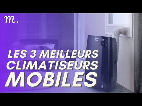 🥇TOP 3 CLIMATISEURS MOBILES (2021)
