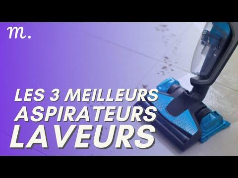 🥇TOP 3 ASPIRATEURS LAVEURS (2021)