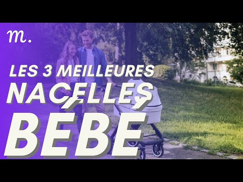 🥇TOP 3 NACELLE BEBE (2021)