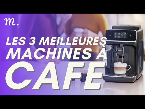 🥇TOP 3 MACHINES A CAFE (2021)