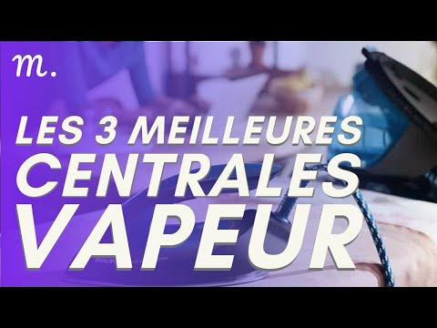 🥇TOP 3 CENTRALES VAPEURS (2021)