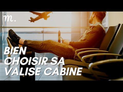 VALISE CABINE : Bien Choisir en 2021 🗺 (Guide d'Achat Bagage Cabine en 60s.) | Maisonae
