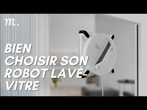 ROBOT LAVE VITRE : Bien Choisir en 2021 🤖 (Guide d'Achat Robot Nettoyeur Vitre en 60s.) | Maisonae