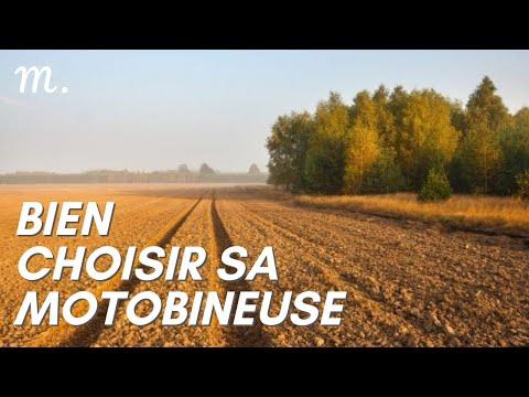 MOTOBINEUSE : Bien Choisir en 2021 🥕 (Guide d'Achat Motobineuse en 60s.) | Maisonae