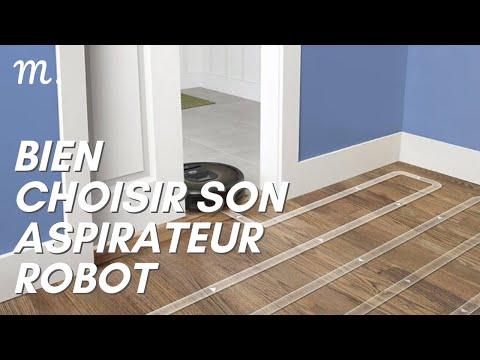 ASPIRATEUR ROBOT : Bien Choisir en 2021 🤖 (Guide d'Achat Robot Aspirateur en 60s.) | Maisonae