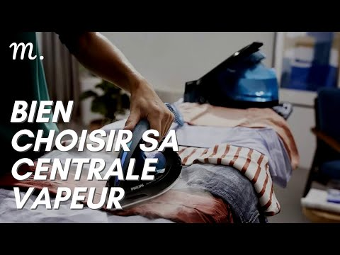 CENTRALE VAPEUR : Bien Choisir en 2021 👗(Guide d'Achat Centrale à Vapeur en 60s.) | Maisonae