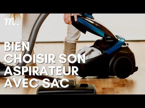 ASPIRATEUR AVEC SAC : Bien Choisir en 2021 🛍 (Guide d'Achat Aspirateur Traineau en 60s.)   Maisonae