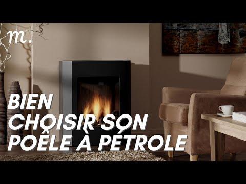 POÊLE A PÉTROLE : Bien Choisir en 2021 🛢 (Guide d'Achat Chauffage à Pétrole en 60s.)   Maisonae