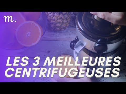 🥇TOP 3 CENTRIFUGEUSES (2020)