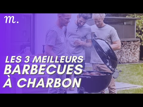 🥇TOP 3 BARBECUES A CHARBON (2021)