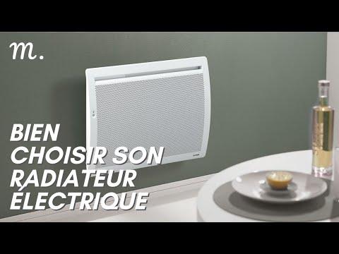 RADIATEUR ÉLECTRIQUE : Bien Choisir en 2021 🌞 (Guide d'Achat Chauffage en 60s.) | Maisonae