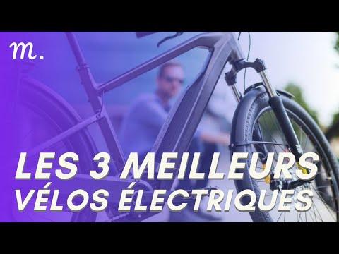 🥇TOP 3 VELOS ELECTRIQUES (2021)