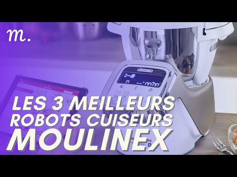 🥇TOP 3 ROBOTS CUISEURS MOULINEX (2021)