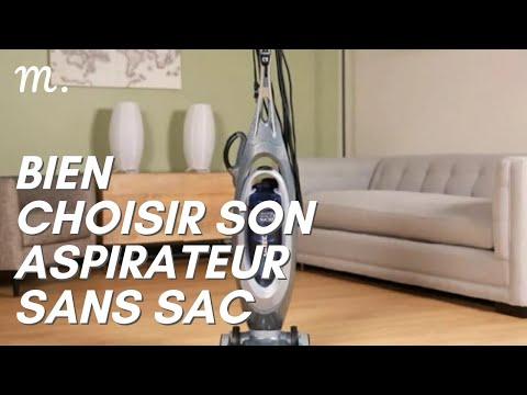 ASPIRATEUR SANS SAC : Bien Choisir en 2021 🗑 (Guide d'Achat Aspirateur Sans Sacen 60s.) | Maisonae