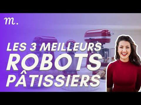 🥇TOP 3 ROBOTS PÂTISSIERS (2021)
