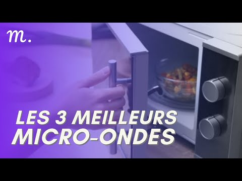 🥇TOP 3 MICRO-ONDES (2021)