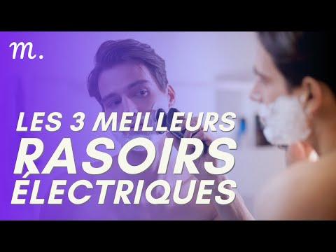 🥇TOP 3 RASOIRS ELECTRIQUES (2021)