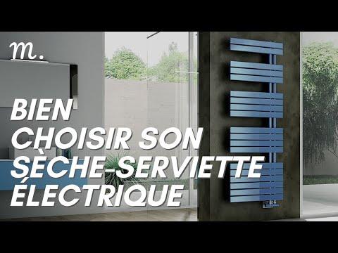 SÈCHE-SERVIETTE ÉLECTRIQUE : Bien Choisir en 2021 🚿 (Guide d'Achat Radiateur en 60s.) | Maisonae