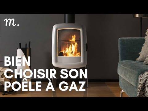 POÊLE A GAZ : Bien Choisir en 2021 ⛽ (Guide d'Achat Chauffage d'Appoint en 60s.) | Maisonae