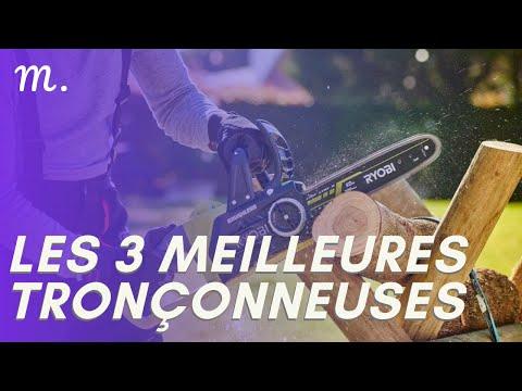 🥇TOP 3 TRONCONNEUSES (2021)