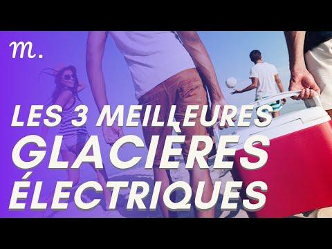 🥇TOP 3 GLACIERES ELECTRIQUES (2021)