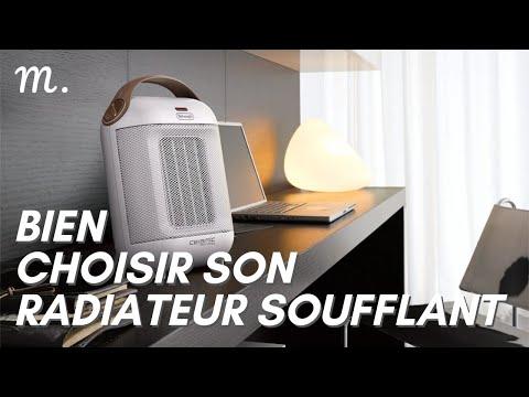 RADIATEUR SOUFFLANT : Bien Choisir en 2021 🌬 (Guide d'Achat Chauffage Soufflant en 60s.) | Maisonae