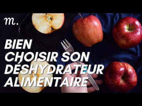 DÉSHYDRATEUR ALIMENTAIRE : Bien Choisir en 2021 🥥 (Guide d'Achat Déshydrateur en 60s.) | Maisonae