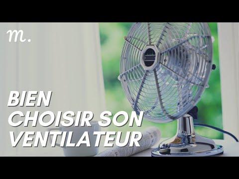 VENTILATEUR : Bien Choisir en 2021 ❄ (Guide d'Achat Ventilateur en 60s.) | Maisonae