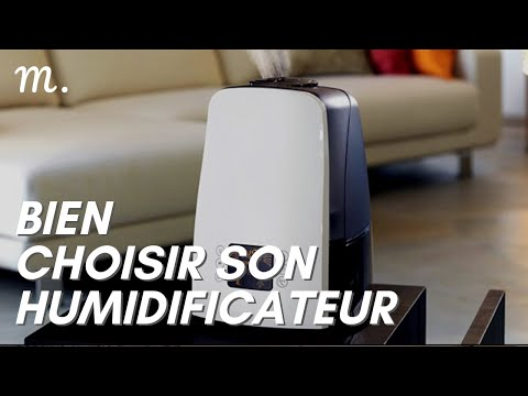 HUMIDIFICATEUR D'AIR : Bien Choisir en 2021 💧 (Guide d'Achat Humidificateur en 60s.) | Maisonae