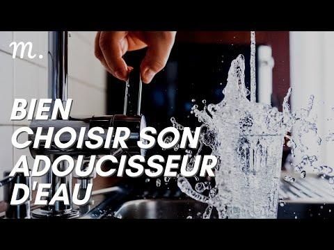 ADOUCISSEUR D'EAU : Bien Choisir en 2021 🌊 (Guide d'Achat Adoucisseur d'Eau en 60s.) | Maisonae