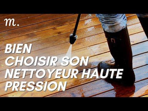 NETTOYEUR HAUTE PRESSION : Bien Choisir en 2021 💨 (Guide d'Achat Laveur en 60s.) | Maisonae