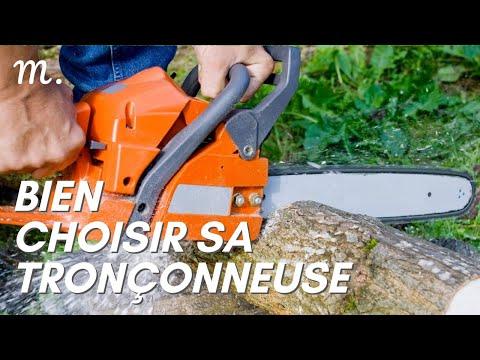 TRONÇONNEUSE : Bien Choisir en 2021 🌲 (Guide d'Achat Tronçonneuse en 60s.) | Maisonae