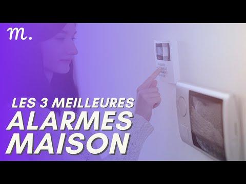 🥇TOP 3 ALARMES MAISON (2021)