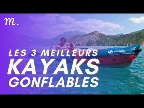🥇TOP 3 KAYAKS GONFLABLES (2021)
