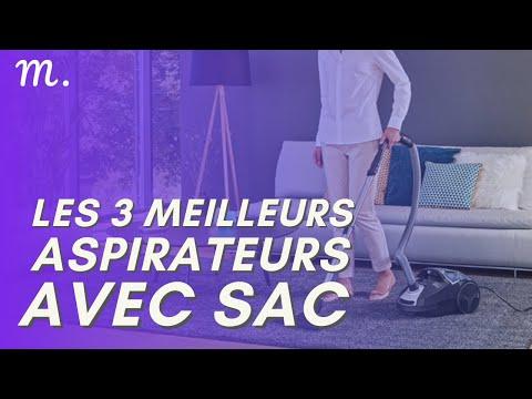🥇TOP 3 ASPIRATEURS AVEC SAC (2021)