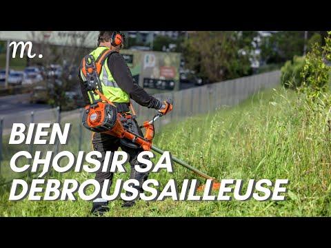 DÉBROUSSAILLEUSE : Bien Choisir en 2021 🌱 (Guide d'Achat Débroussailleuse en 60s.) | Maisonae