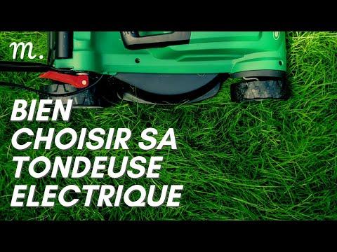 TONDEUSE ÉLECTRIQUE : Bien Choisir en 2021 🔌 (Guide d'Achat Tondeuse en 60s.) | Maisonae