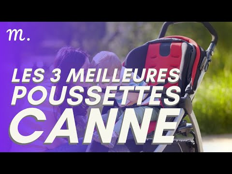 🥇TOP 3 POUSSETTES CANNES (2021)