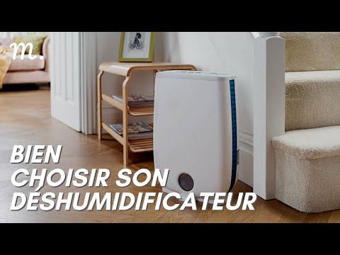 DÉSHUMIDIFICATEUR : Bien Choisir en 2021 💦 (Guide d'Achat Absorbeur d'Humidité en 60s.) | Maisonae