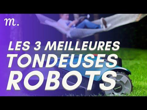🥇TOP 3 TONDEUSES ROBOTS (2021)