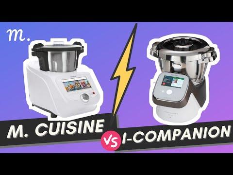 ⚡ M. CUISINE CONNECT VS. I COMPANION TOUCH XL : LE MATCH ROBOT CUISEUR 🥊 (2021)